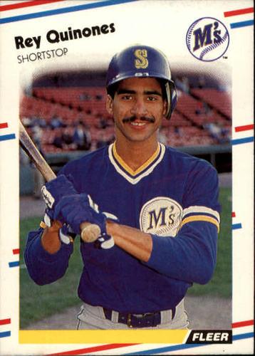 Photo of 1988 Fleer #386 Rey Quinones