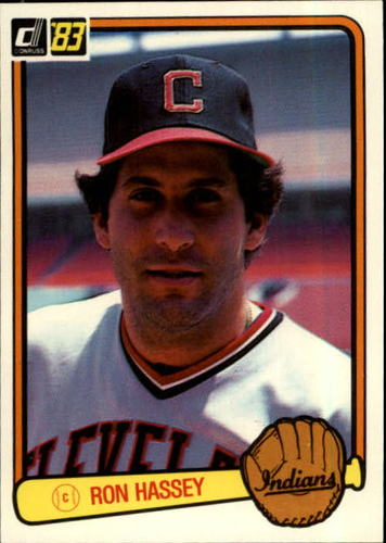 Photo of 1983 Donruss #159 Ron Hassey