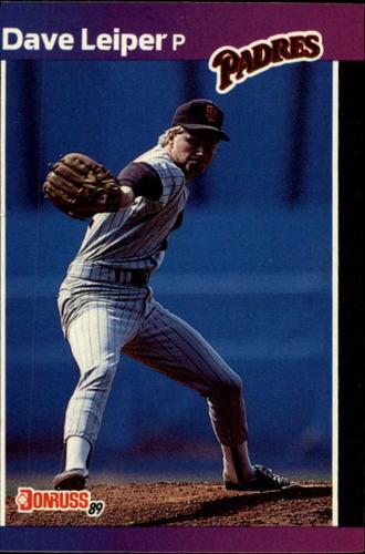Photo of 1989 Donruss #465 Dave Leiper