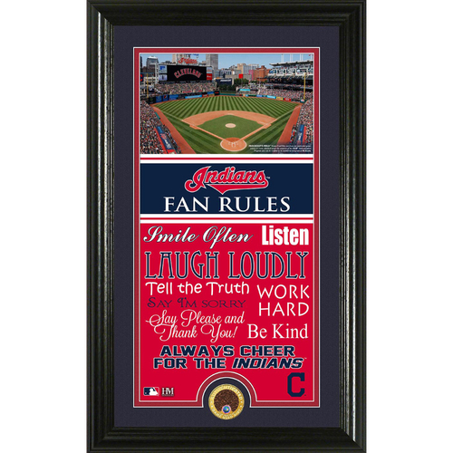 Photo of Cleveland Indians Fan Rules