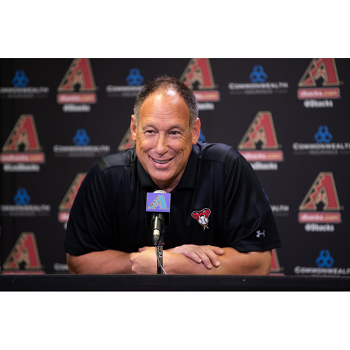 Photo of 30-Minute Video Chat with Luis Gonzalez plus Autographed Bat and Ball