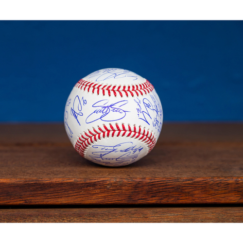 Photo of 2020 Seattle Mariners Team-Signed Baseball