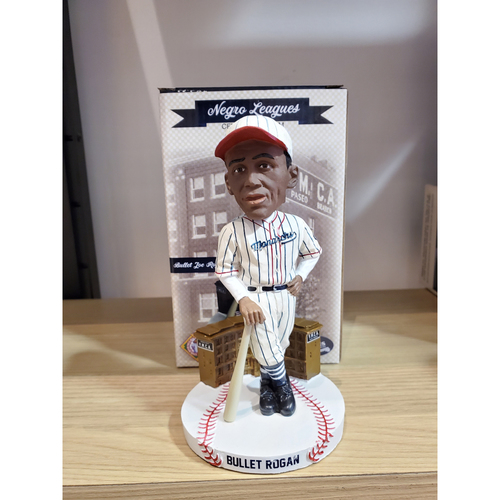 Photo of NEGRO LEAGUES CENTENNIAL TEAM BOBBLEHEAD SERIES: Bullet Rogan