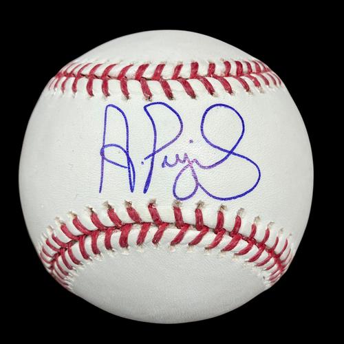 Albert Pujols Autographed Baseball