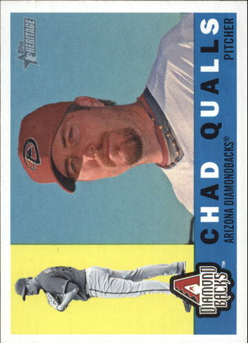 Photo of 2009 Topps Heritage #535 Chad Qualls