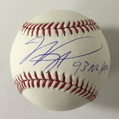 Mike Piazza Autographed