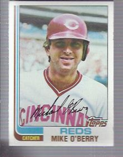 Photo of 1982 Topps #562 Mike O'Berry