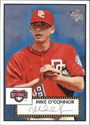 Photo of 2006 Topps 52 #65 Mike O'Connor RC