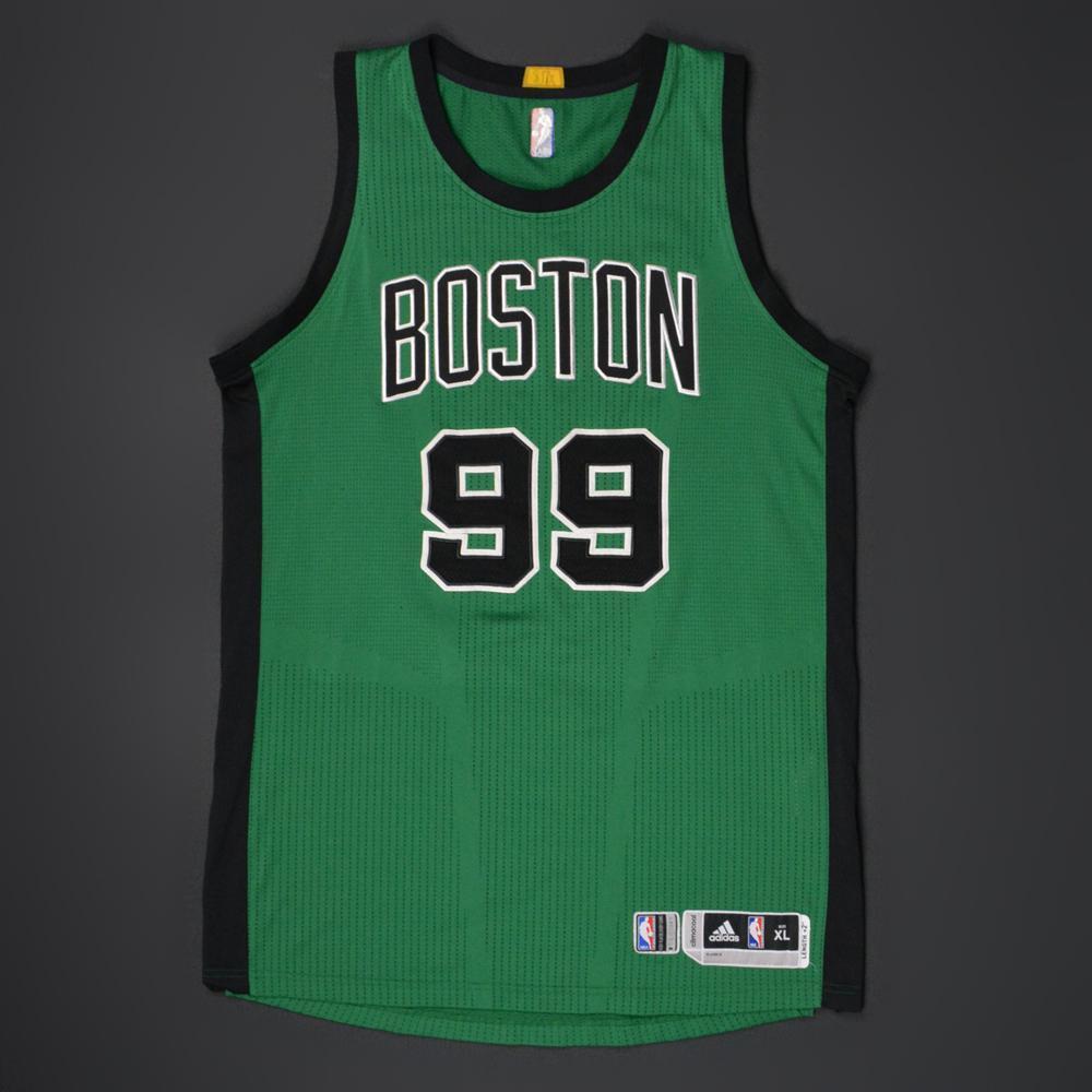 sports shoes 0f1d0 73ddb Jae Crowder - Boston Celtics - Game-Worn Alternate Jersey ...