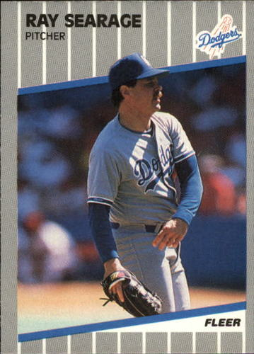 Photo of 1989 Fleer Update #94 Ray Searage