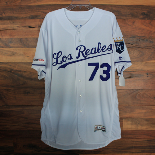 Photo of Team-Issued Jersey: Michael Ynoa (Size 48)