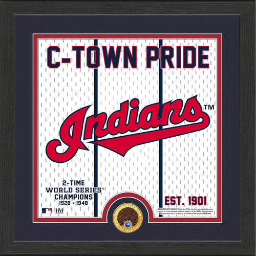 Photo of Cleveland Indians C-Town Battle Cry