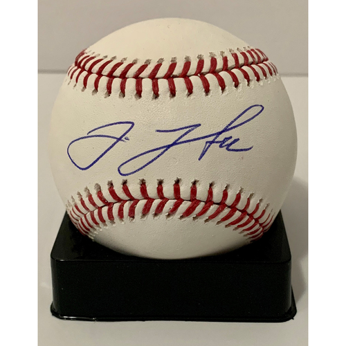 Jake Lamb Autographed Ball