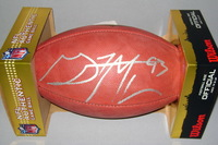 NFL - BUCCANEERS GERALD MCCOY SIGNED AUTHENTIC FOOTBALL