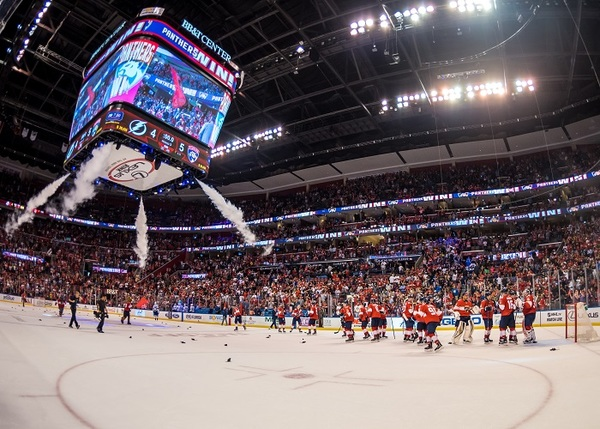 Click to view Florida Panthers VIP Experience.