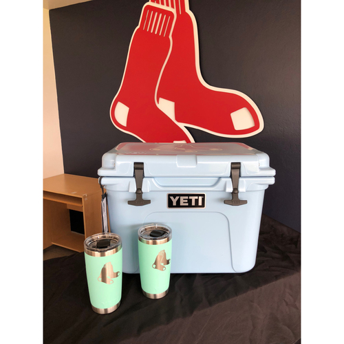 Photo of Yeti Tailgate Package
