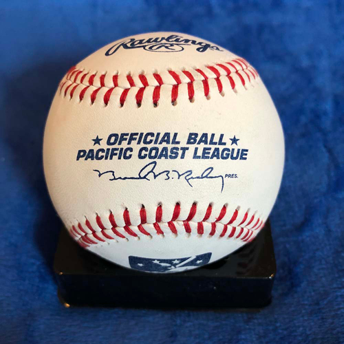 Photo of UMPS CARE AUCTION: Tyler Skaggs Signed Pacific Coast League Baseball