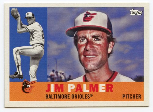 Photo of 2017 Topps Archives #48 Jim Palmer