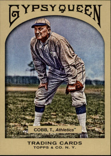 Photo of 2011 Topps Gypsy Queen #296 Ty Cobb