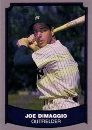 Photo of 1988 Pacific Legends I #100 Joe DiMaggio