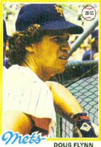 Photo of 1978 Topps #453 Doug Flynn
