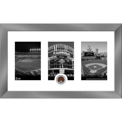 Photo of Cleveland Indians Progressive Field Art Deco