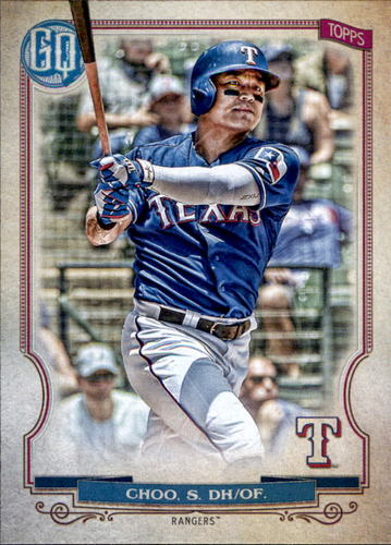 Photo of 2020 Topps Gypsy Queen #149 Shin-Soo Choo
