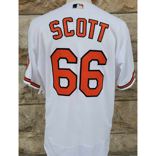 Photo of Tanner Scott: Jersey - Game Used