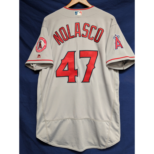Photo of Ricky Nolasco Team-Issued Road Jersey