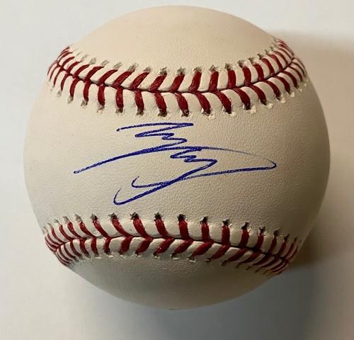 Photo of Shohei Ohtani Autographed Baseball