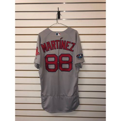Mani Martinez  Team-Issued 2018 Road Jersey