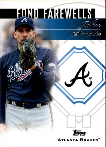 Photo of 2014 Topps Update Fond Farewells #FFJS John Smoltz
