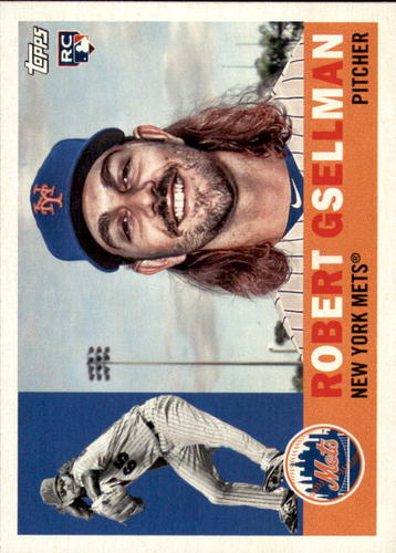 Photo of 2017 Topps Archives #51 Robert Gsellman RC