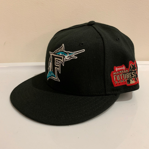 Photo of 2011 All Star Futures Game -  Game Used Cap  - Jhan Marinez (Florida Marlins) Size - 7 -1/8