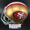 NFL - 49ers Kyle Juszczyk Signed Proline Helmet