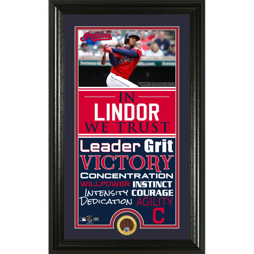 "Photo of ""In Lindor We Trust"""