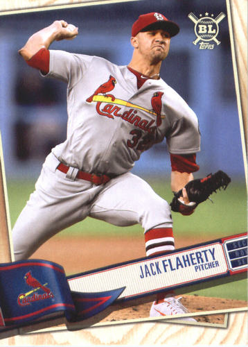 Photo of 2019 Topps Big League #295 Jack Flaherty