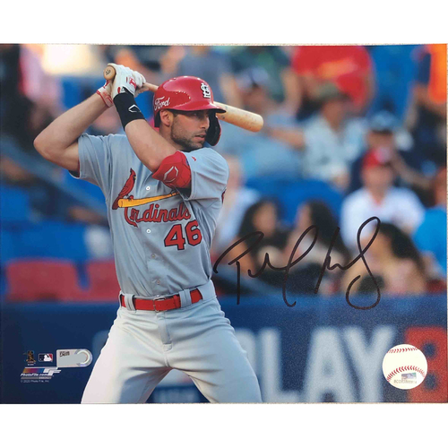 Photo of Cardinals Authentics: Paul Goldschmidt Autographed Photo