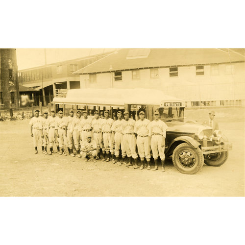 Photo of Negro Leagues - Cincinnati Tigers Team Photo