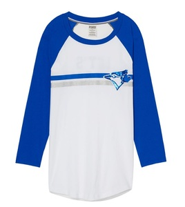 Toronto Blue Jays Love PINK Bling Baseball Tee by Victoria's Secret