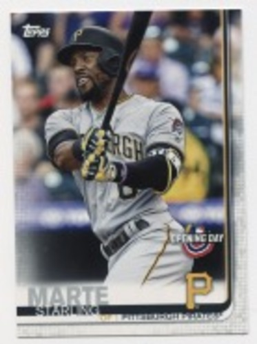 Photo of 2019 Topps Opening Day #186 Starling Marte