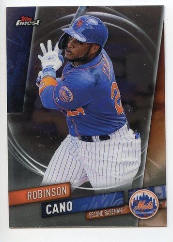 Photo of 2019 Finest #34 Robinson Cano