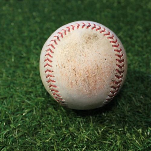 Photo of Game-Used Baseball: Evan Marshall 145th Career Strikeout (CWS@KC 9/3/20)
