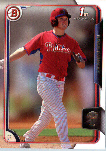 Photo of 2015 Bowman Draft #18 Greg Pickett