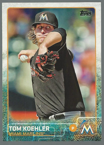 Photo of 2015 Topps #351 Tom Koehler
