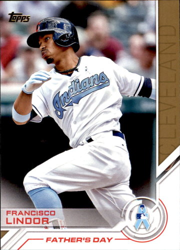 Photo of 2017 Topps Salute #S14 Francisco Lindor