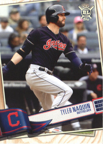 Photo of 2019 Topps Big League #296 Tyler Naquin