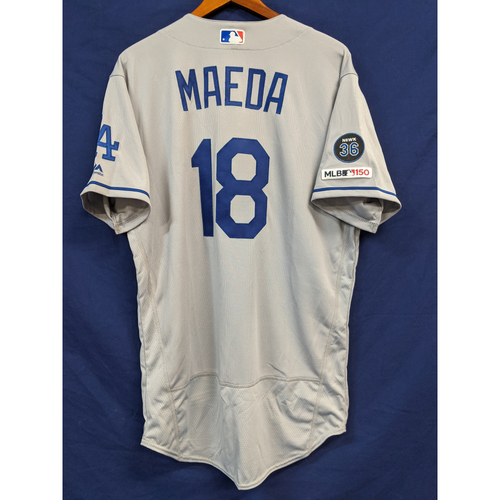 Photo of Kenta Maeda 2019 Team Issued Road Jersey
