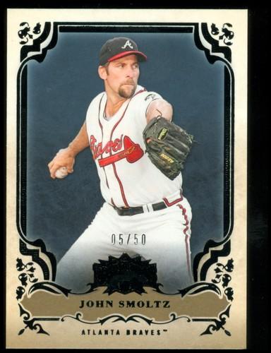 Photo of 2013 Topps Triple Threads Onyx #43 John Smoltz