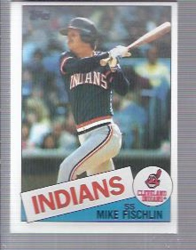 Photo of 1985 Topps #41 Mike Fischlin
